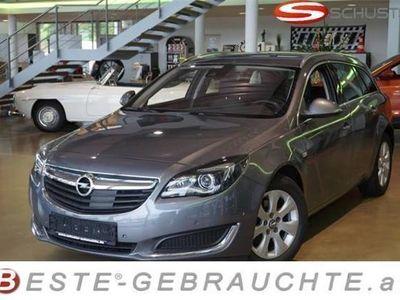 gebraucht Opel Insignia ST CDTI 2.0 Autom. Innovation Bi-Xenon Na