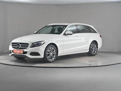 gebraucht Mercedes C200 C-Klassed T Aut. (892237)