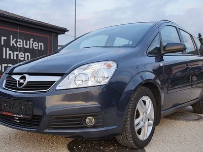 gebraucht Opel Zafira Style 1,9 CDTI Aut. Kombi / Family Van,