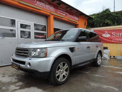 used Land Rover Range Rover Sport 2,7 TdV6 HSE//VOLL//KREDIT-GARANTIE-MÖGLICH//