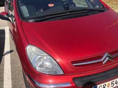 gebraucht Citroën Xsara Picasso 1,6 HDI 16V Family