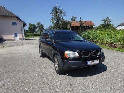 gebraucht Volvo XC90 D5 A Geartronic/275 SUV / Geländewagen