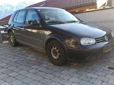 gebraucht VW Golf Tdi 1,8 Klein-/ Kompaktwagen