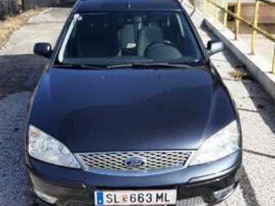 gebraucht Ford Mondeo Traveller Ghia 2,0 TDCi