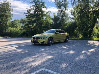 gebraucht BMW M4 4er-ReiheCompetition Sportwagen / Coupé,