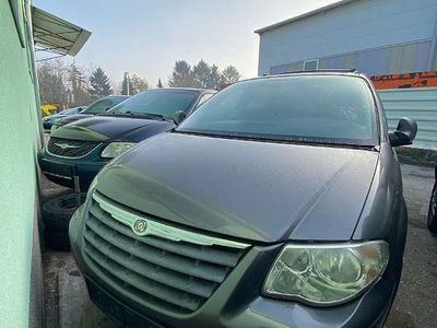 gebraucht Chrysler Grand Voyager Voyager2.8l Kombi / Family Van