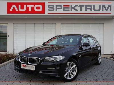 gebraucht BMW 520 5er-Reihe d Touring Aut. | € 231 mtl | Navi Prof | Ala... Kombi / Family Van