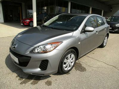 gebraucht Mazda 3 Sport 1,6i TE