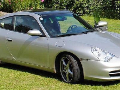 gebraucht Porsche 911 Sportwagen / Coupé,