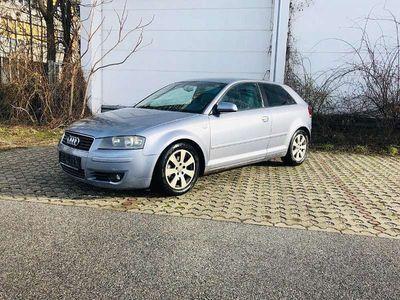 gebraucht Audi A3 1,9TDI Klein-/ Kompaktwagen,