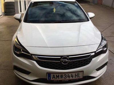 gebraucht Opel Astra 6 CDTI Ecotec Dynamic Klein-/ Kompaktwagen,