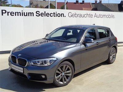 used BMW 118 1er-Reihe i Aut. Limousine,