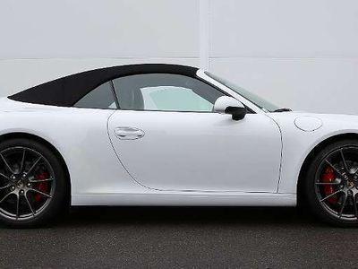 gebraucht Porsche 911 Carrera S Cabriolet DSG Cabrio / Roadster