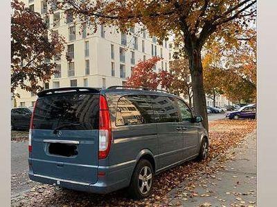 gebraucht Mercedes Viano 2,2 CDI Kombi / Family Van