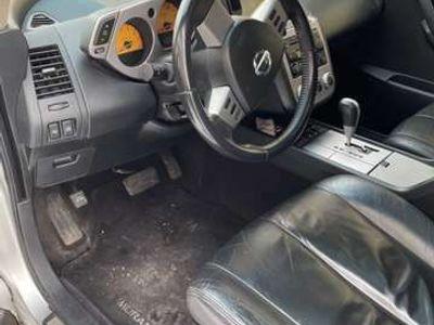 gebraucht Nissan Murano Elegance 3,5 V6 CVT