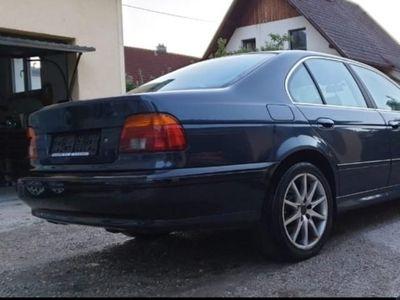 gebraucht BMW 525 5er-Reihe Diesel E39 Aut.