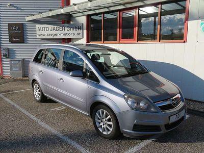 gebraucht Opel Zafira Style 19 CDTI 7-Sitzer Motorgeräusch