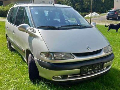 gebraucht Renault Espace 2,0 16V Kombi / Family Van,