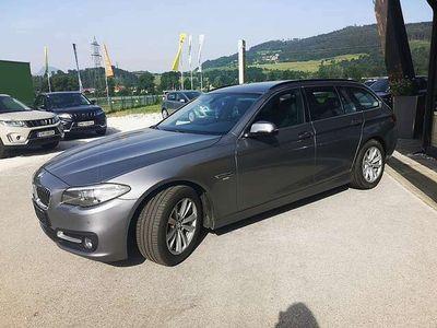 gebraucht BMW 520 520 d xDrive Österreich-Paket Touring Aut.