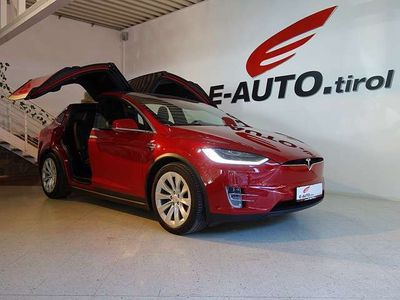 gebraucht Tesla Model X 85KWh AKKU *LEASINGFÄHIG *GARANTIE *VOLLAUSSTATTU