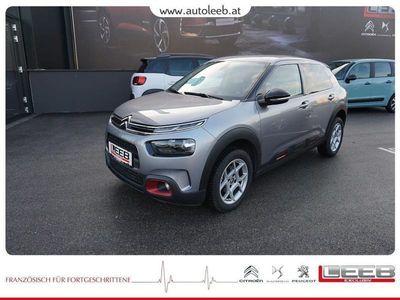 gebraucht Citroën C4 Cactus PureTech 110 S&S 6-Gang-Manuell Shine Limousine