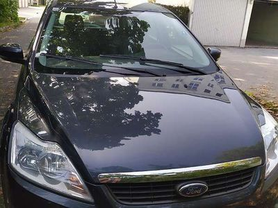 gebraucht Ford Ecosport Focus Traveller1,6 TDCi Kombi / Family Van
