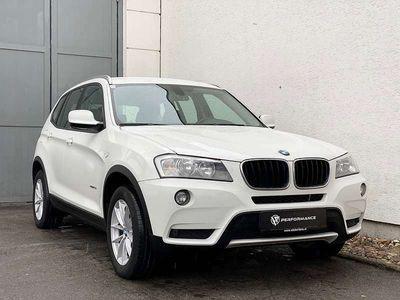 gebraucht BMW X3 xDrive20i Österreich-Paket Aut.