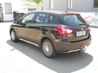 gebraucht Suzuki SX4 S-Cross 1,6 Allgrip flash SUV / Geländewagen,