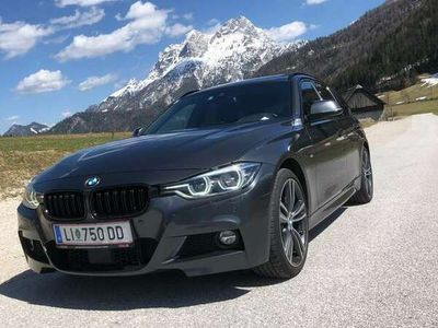 gebraucht BMW 335 3er-Reihe Kombi Allrad Diesel (F31) xDrive Tourin