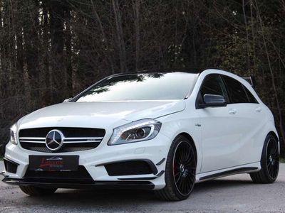 "gebraucht Mercedes A45 AMG 4MATIC Aut. ""Edition 1"" Performance AMG"" NP 82K"