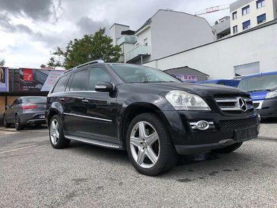 gebraucht Mercedes GL320 GL-KlasseCDI 4MATIC Aut.**7-SITZER**TOP ZUSTAND** SUV / Geländewagen