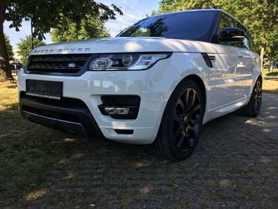 gebraucht Land Rover Range Rover Sport 4,4 SDV8 HSE Dynamic