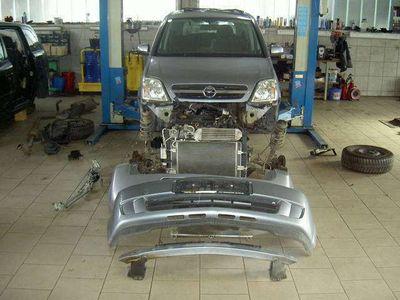 gebraucht Opel Meriva 1,7 DTI TEILEVERKAUF