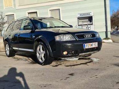 gebraucht Audi A6 Allroad 2.5Tdi Kombi / Family Van