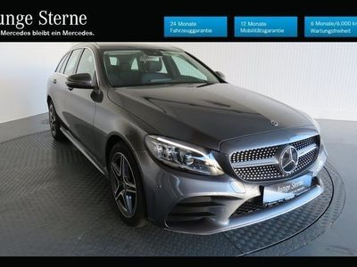 used Mercedes C200 d T AMG-Line NP:59.800.- Neues Mod.