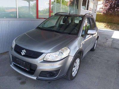 gebraucht Suzuki SX4 1,6 4WD Kombi / Family Van