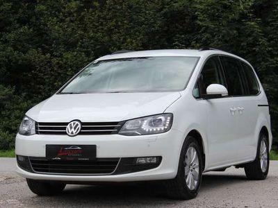 gebraucht VW Sharan Business DSG Aut.Facelift*AHK*NAVI*1.BesitzMWST