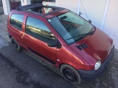 gebraucht Renault Twingo Twingo1,2 Faltschiebedach Klein-/ Kompaktwagen,