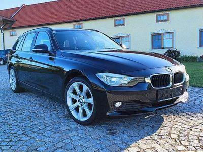 gebraucht BMW 316 3er-Reihe d Touring Automatik * neues PICKERL + SERVICE Kombi / Family Van