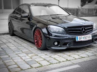 gebraucht Mercedes C63 AMG AMG -Klasse (W204) Avantgarde Aut.
