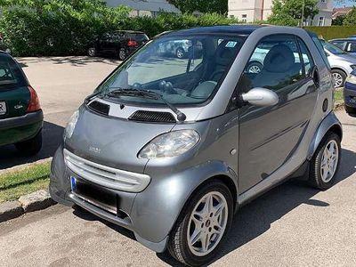 gebraucht Smart ForTwo Coupé Sportwagen /