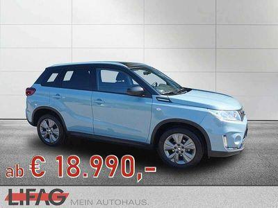 gebraucht Suzuki Vitara 1,4 Autom. GL+ Shine *nur € 99,- monatlich*