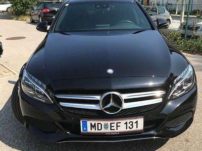 gebraucht Mercedes C220 C-Klassed 4Matic Avantgarde.Aut. Limousine