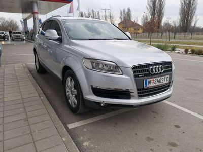 gebraucht Audi Q7 3,0 TDI V6 quattro DPF Tiptronic Vollausstattung