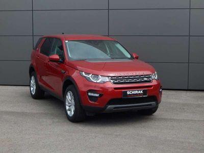 gebraucht Land Rover Discovery Sport 2,0 TD4 4WD SE SUV / Geländewagen