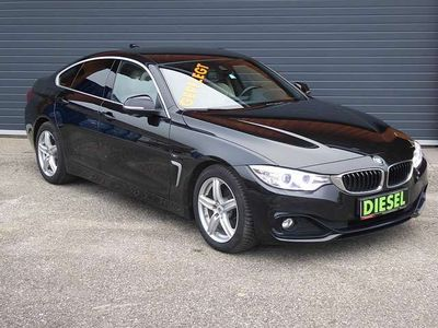 gebraucht BMW 418 Gran Coupé 418 d Gran Coupe d SportLine/Head-upDisp