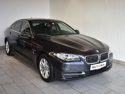 used BMW 520 d xDrive Aut.