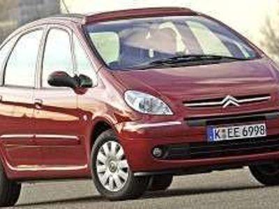 gebraucht Citroën Xsara Picasso 2.0 HDI Kombi / Family Van
