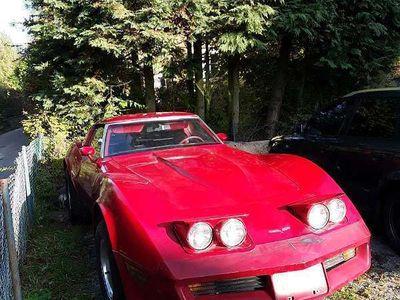 gebraucht Corvette C3 Cabrio / Roadster