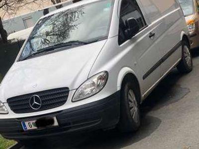 gebraucht Mercedes Vito 109 CDI